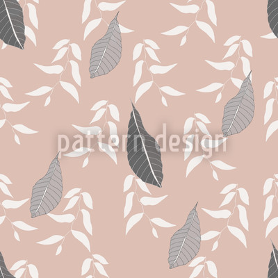 Leaves From Johannesburg Seamless Pattern