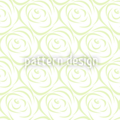 Rosabella Green Vector Design