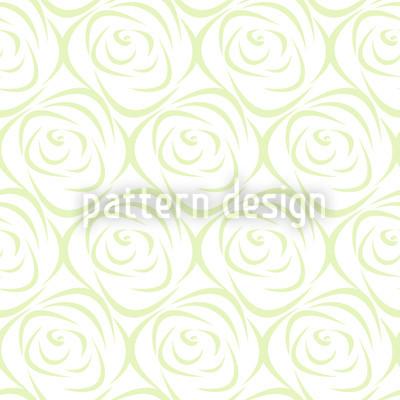 Rosabella Grün Vektor Design