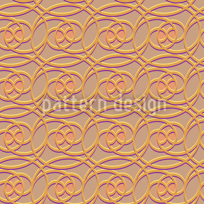Celtic Gold Vector Ornament