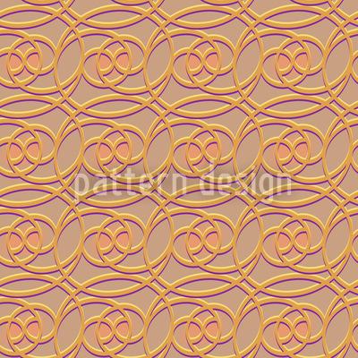 Keltisch Gold Vektor Ornament