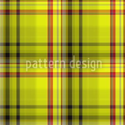 Scottish Highlands Repeating Pattern