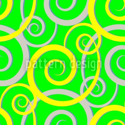 Gelblöckchen Designmuster
