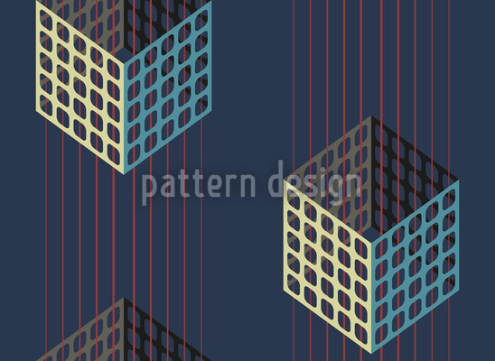 Boxes Pattern Design