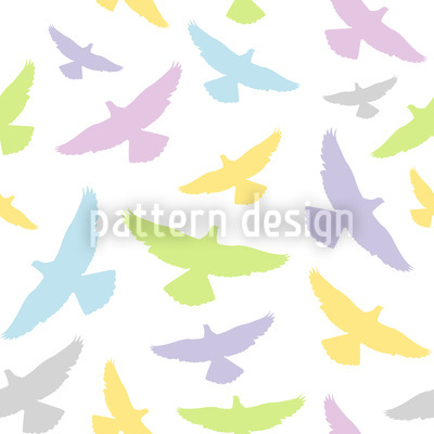 Dove Color Rapportiertes Design