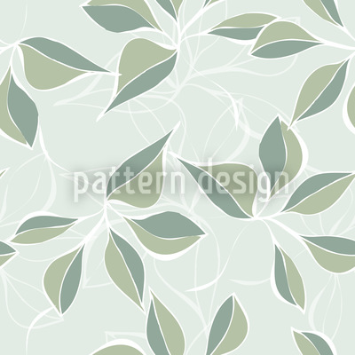 Pastel Green Pattern Design