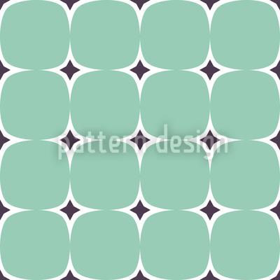 Abgerundete Quadrate Vektor Design
