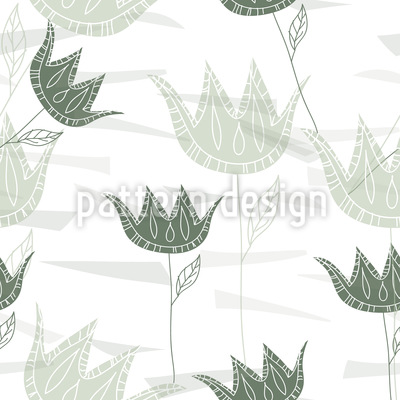 Garden Party Repeating Pattern