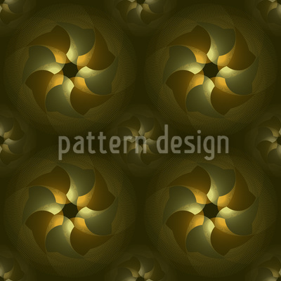 Light Balls Pattern Design