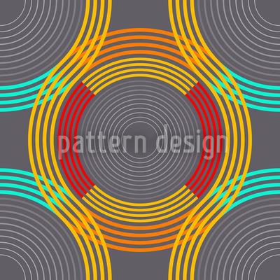 Ringe Vektor Muster