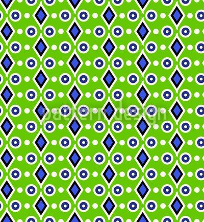 Formen Nahtloses Muster
