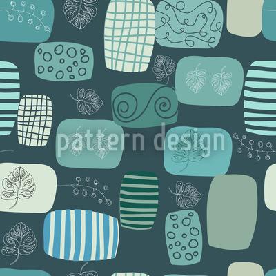 Blaue Flecken Vektor Design