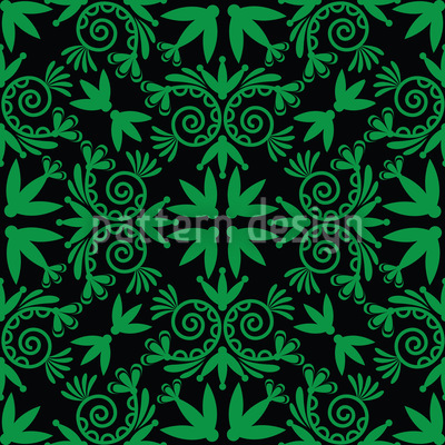 Grünes Volk Vektor Design