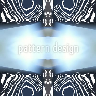 Zebra Licht Vektor Muster