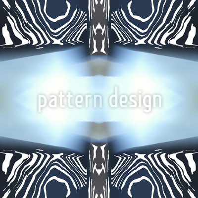 Zebra Light Vector Pattern