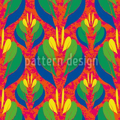 Poptanica Blumen Designmuster