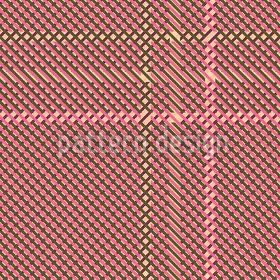 Wüsten Stoff Nahtloses Muster
