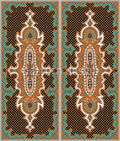 Magic Carpet Repeating Pattern
