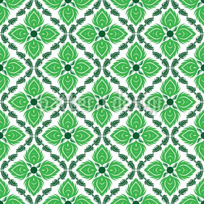 Fesselndes Grün Vektor Design