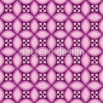 Obtruding Repeating Pattern