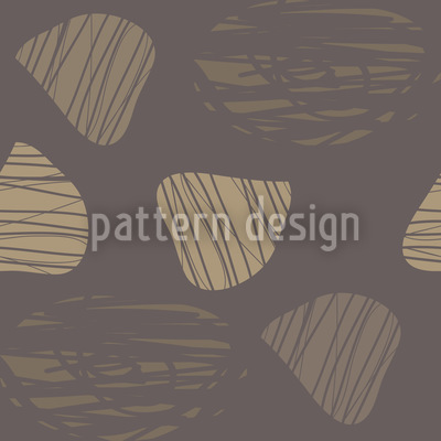 Herbstliche Fantasien Vektor Muster
