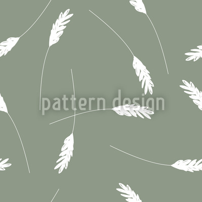 Ears Of Corn Pattern Design