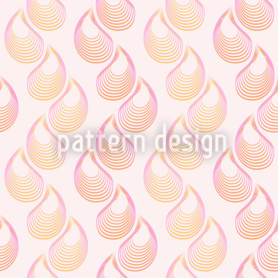 Pink tears Repeat Pattern
