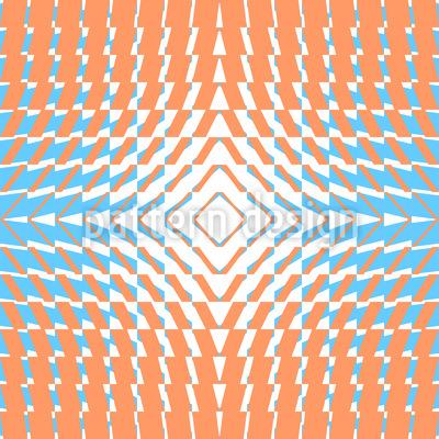 Kaleidoscope Tree Pattern Design