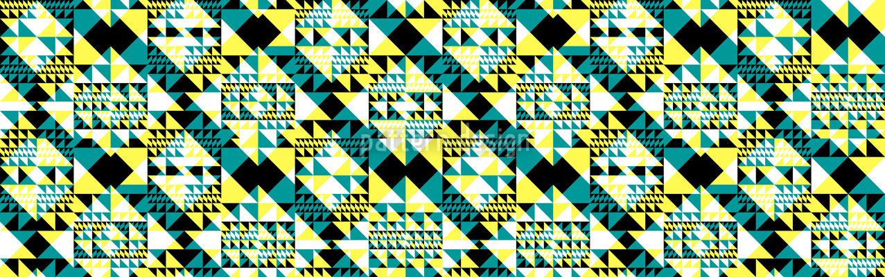Triangular 2 Seamless Vector Pattern