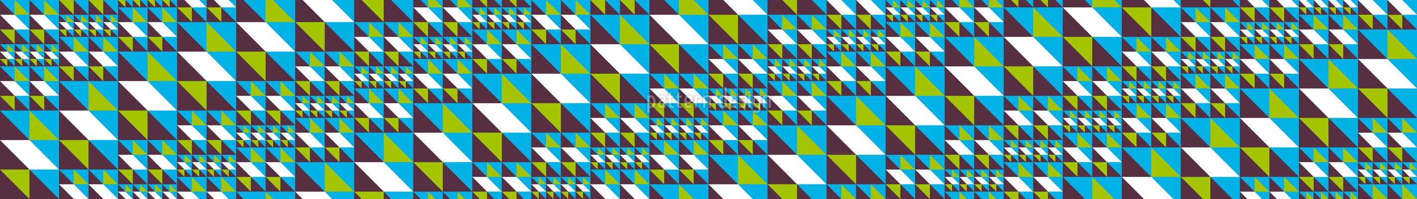 Triangular 3 Vektor Muster