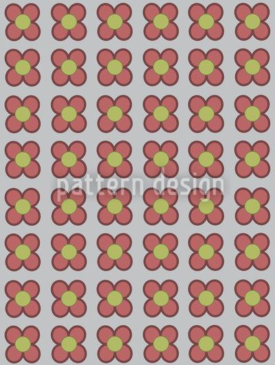 Catalunyan Flora Design Pattern