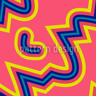 Pink pop Seamless Pattern