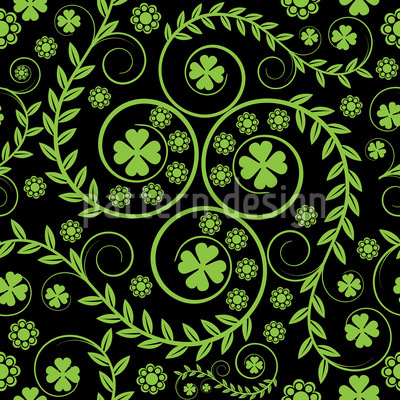 Shamrock Vector Design