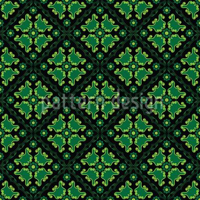 Tulpenquartett Musterdesign
