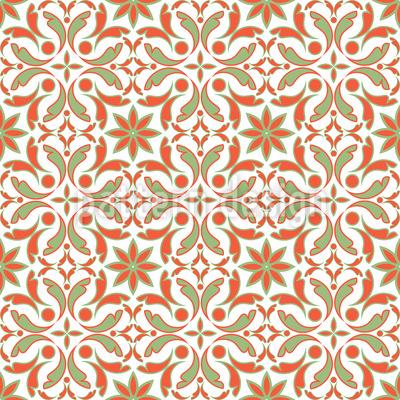 Florabello Vector Pattern