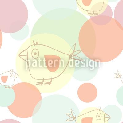 Piepsi Dot Com Muster Design