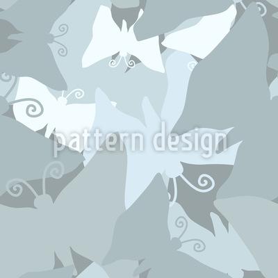 Die Reise Der Blauen Schmetterlinge Designmuster