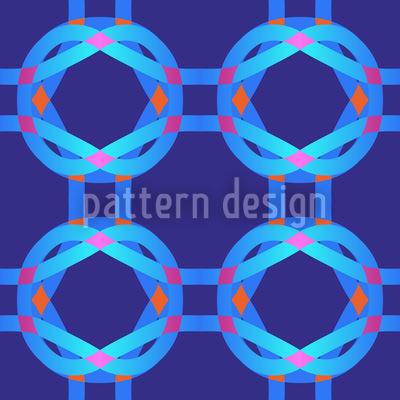 Cool Technicolor Vektor Design