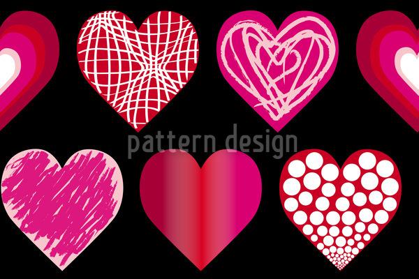 Darling Vector Pattern