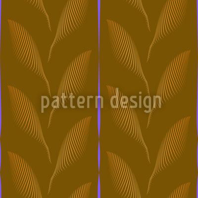 Herbstblätter Musterdesign