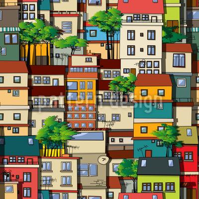 Favela Brazil Design Pattern