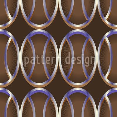 Metaloval Repeat Pattern