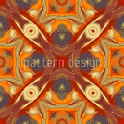 Die Augen Des Orients Designmuster