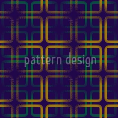 Goldene Rahmen Vektor Muster