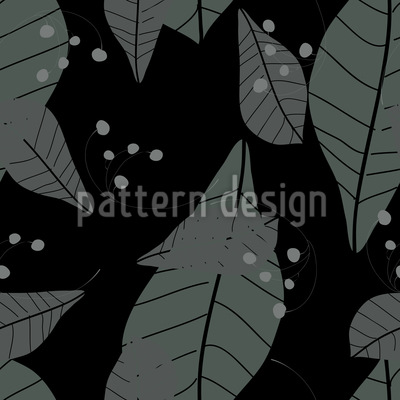 Rain Of Leaves Pattern Design