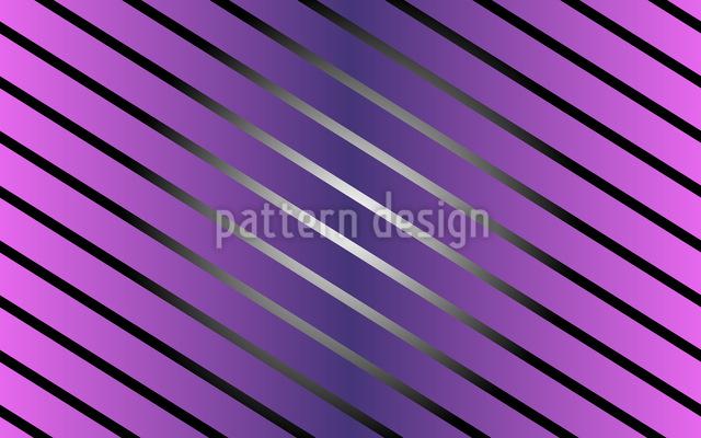 Lila Linien Nahtloses Muster
