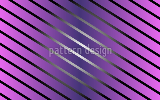 Purple Lines Seamless Pattern