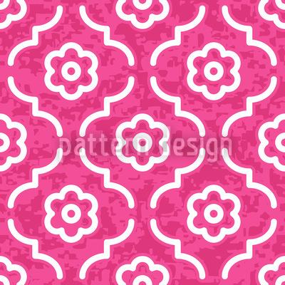 Pink Lady Marokko Designmuster