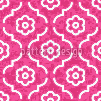 Pink Lady Morocco Design Pattern
