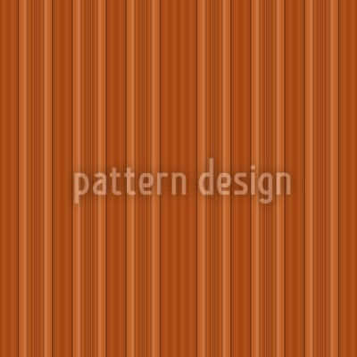Pinstripes In Caramel Vector Ornament